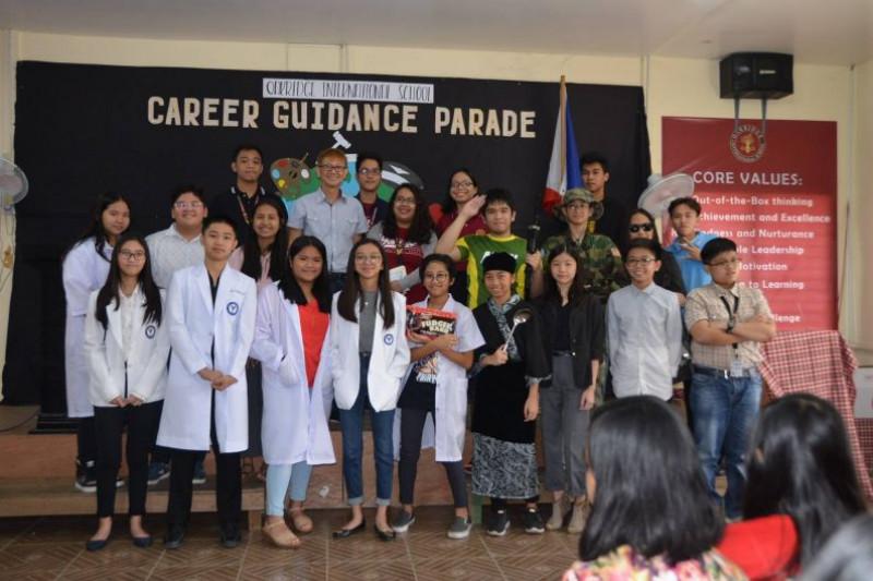 Career Guidance Parade
