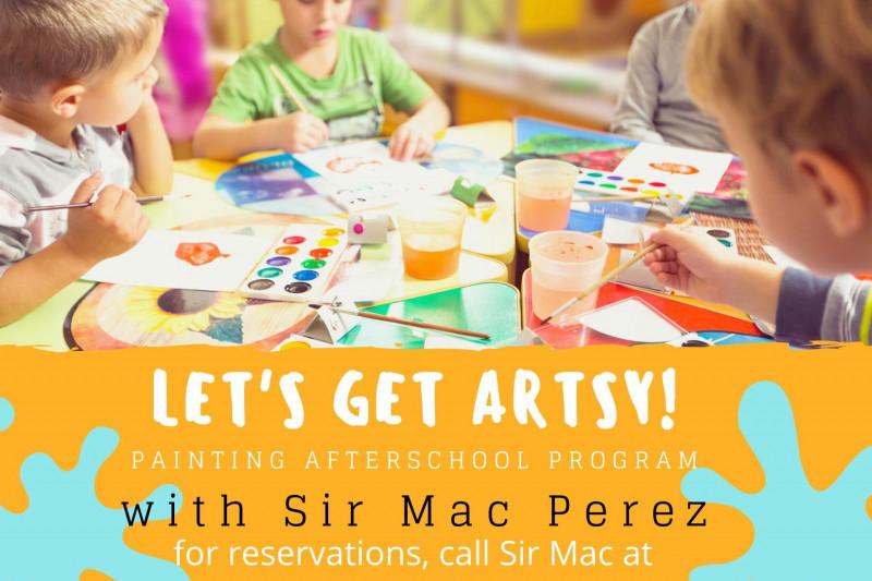 Arts Afterschool Program